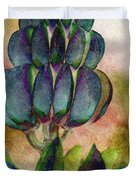 Island Lupin Duvet Cover