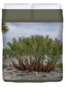 Island Palms Duvet Cover