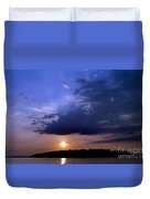 Island Peace Duvet Cover