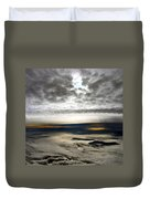 Islands In The Clouds Duvet Cover