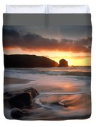 Isle Of Lewis Outer Hebrides Scotland Duvet Cover