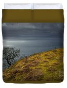 Isle Of Skye Views Duvet Cover