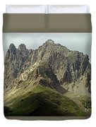 Italian Alps Duvet Cover