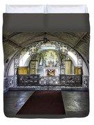 Italian Chapel Interior Duvet Cover