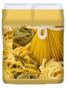Italian Pasta Duvet Cover