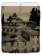 Italian Villas Duvet Cover