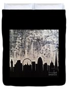 It's A London Thing Duvet Cover