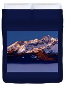 Its A New Day First Light Sawtooth Range Duvet Cover