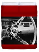 It's A Stang Thing Duvet Cover