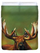 Its All About The Rack Duvet Cover