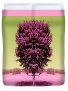 Its In The Tree Duvet Cover