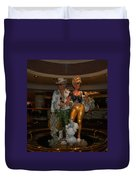 Its Vegas Baby Duvet Cover