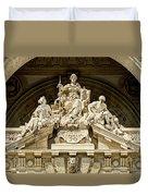 Iustitia Duvet Cover