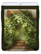 Ivy Door Duvet Cover