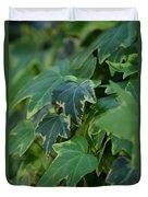 Ivy Greens Duvet Cover