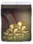 Ivy Heart Duvet Cover