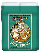 Jack Frost 1934 Duvet Cover