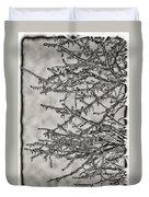 Jack Frost Duvet Cover
