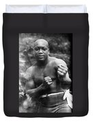 Jack Johnson (1878-1946) Duvet Cover