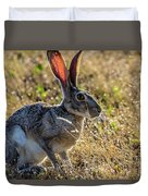 Jack Rabbit Duvet Cover