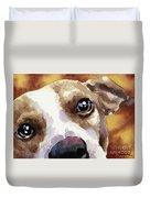 Jack Russel Terrier Duvet Cover