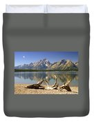 Jackson Lake 3 Duvet Cover