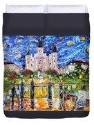 Jackson Square New Orleans Duvet Cover