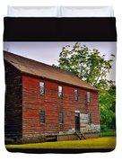 Jackson's Mill #3 Duvet Cover