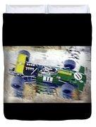 Jacky Ickx - Brabham Bt26 Duvet Cover