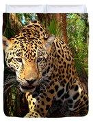 Jaguar Adolescent Duvet Cover