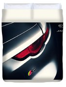 Jaguar F Type S Duvet Cover