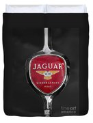 Jaguar Medallion Duvet Cover