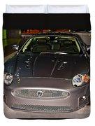 Jaguar Xk No 1 Duvet Cover
