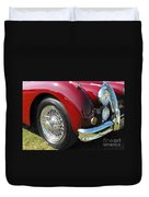 Jaguar Xk Series Duvet Cover