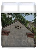 Pirates Jail In Charleston  Duvet Cover