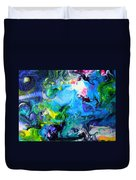 Jamaica Nights Duvet Cover