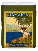 Jamaica Duvet Cover