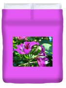 Jamaican Bloom Photograph   Duvet Cover