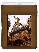 James Bishop's Castle Duvet Cover