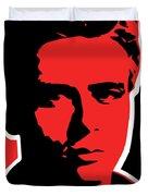 James Dean 009 Duvet Cover
