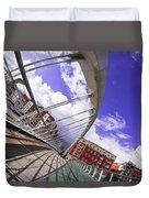 James Joyce Bridge Duvet Cover