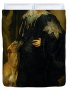 James Stuart - Duke Of Richmond And Lennox                       Duvet Cover