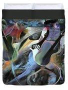 Jammin Duvet Cover by Ikahl Beckford