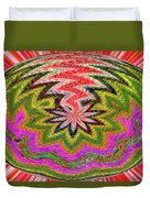 Janca Pink Color Panel Abstract #5212 Wtw6 Duvet Cover