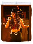 Janet Jackson 94-2994 Duvet Cover