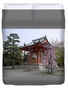 Japan Kiyomizu-dera Temple Duvet Cover