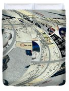 Japanese Bold Abstract Duvet Cover