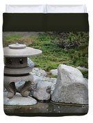 Japanese Friendship Garden 5 Duvet Cover