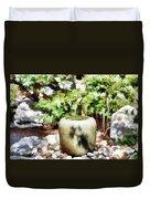 Japanese Garden 6 Duvet Cover