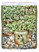 Japanese Garden 7 Duvet Cover